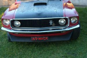 Ford Mustang in St Marys, NSW Photo