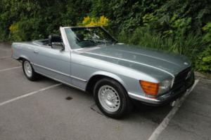 Mercedes-Benz 380 SL Convertible - 1981/X reg