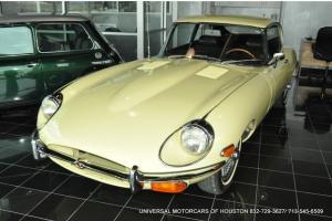 1969 ETYPE CP 2+2 ONE OWNER, ORIGINAL CAR