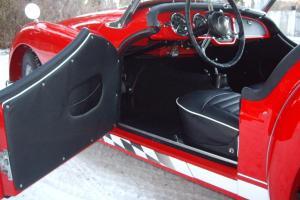 1960 Triumph TR3A with O/D zero miles since professional restoration