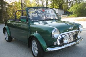 Cabriolet body with extras Photo