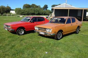 Datsun 180B GX 1977 4D Wagon 3 SP Automatic 1 8L Carb SSS Engine in Portland, VIC