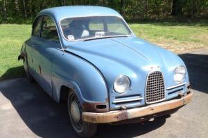 Saab vintage 1960 93f rare