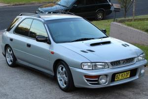 1998 Subaru Imprezza WRX Wagon