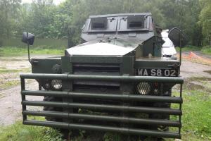 Humber Pig- Ex MOD military vehicle/ Tank/ APC