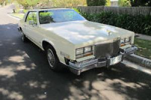 1981 Cadillac Eldorado Coupe Swap Sell FOR Saab Volvo GS6E HSV JET SKI in Werribee, VIC Photo