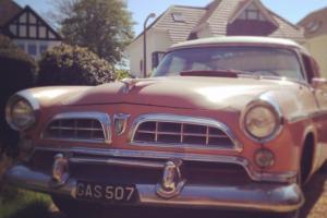 Rare 1955 Chrysler Windsor De Luxe Town & Country Wagon