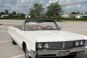1967 Chrysler Newport Convertible...completely restored Florida Car