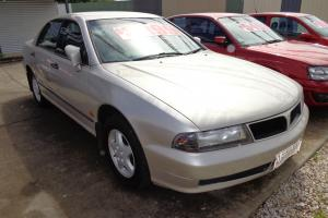 Mitsubishi Magna Altera 1996 4D Sedan 4 SP Automatic 3L Multi Point