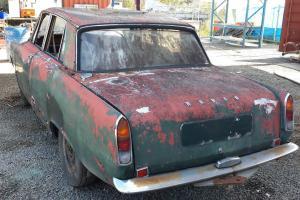 Rare 1968 Rover 2000 TC