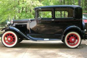 Fully restored Tudor Deluxe