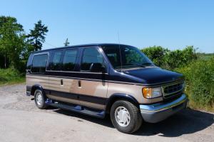 Ford Econoline E150 Dayvan - LA West Conversion - 7 seater (LPG)