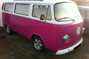 VW Type 2 Camper - Project
