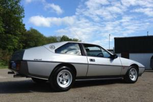 Lotus Eclat Excel 2.2 manual - Garage Queen Photo