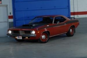 1974 CUDA FULLY RESTORED SHOW QUALITY 5 SPEED PRO SET UP