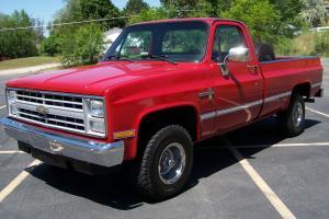 Chevrolet C/K 1500 Pickup K/10