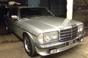 1983 Mercedes Benz 280 CE W123 5.0 V8 Conversion W126 M117 Coupe Fast