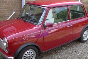 Rover Mini 1275cc MPI S Registered 1998 17k miles