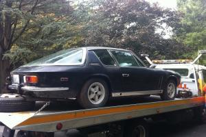 Includes parts car
