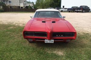 1969 GTO CONVERTABLE