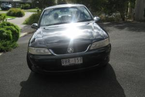 Holden Vectra CD 2000 4D Sedan 4 SP Automatic 2 2L Multi Point F INJ in Mornington, VIC