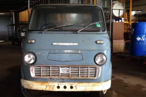 Barn Find 1968 Daihatsu V100 Diesel Truck in Eagleby, QLD