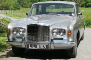 1967 Bentley T Type Saloon SBH2508