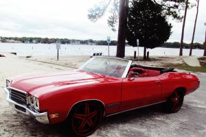 1971 Buick Skylark Custom Convertible 2-Door