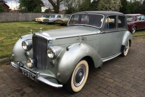 1954 Bentley R type Automatic