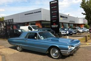 1964 Ford Thunderbird COUPE 6.4 2dr AMAZING SEE LOW RESERVE PERFECT FOR SUMMER