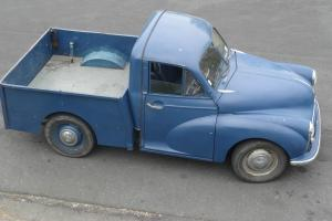 MORRIS MINOR 1955 PICK UP
