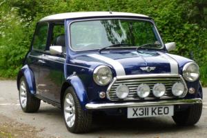 Rover Mini Cooper Sport On Just 3549 Miles From New!!