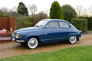 Saab 96 V4 For-Sale Outstanding condition,