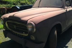 Peugeot 403 Pick Up Classic Car. Good original condition.