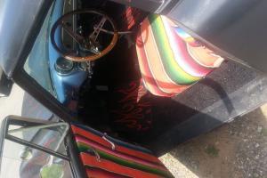ratrod Nash American rambler wagon station wagon