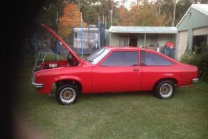 Holden Torana Hatch
