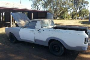XW Ford Falcon UTE Restoration JOB