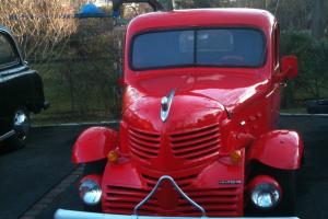 1940 dodge pick up hot rod