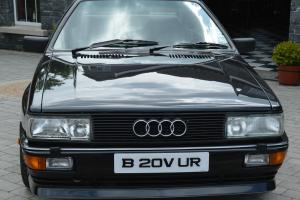 Audi Quattro turbo 20v Photo