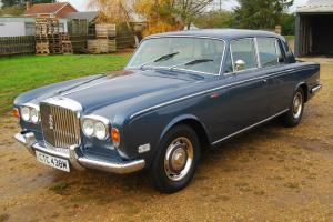 1973 BENTLEY T1 HUGE HISTORY FILE NEW MOT AND TAX FREE PX TAKEN Photo
