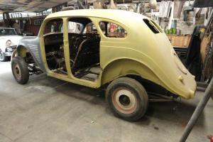 DE Soto Airflow 1934 in Croydon, VIC Photo