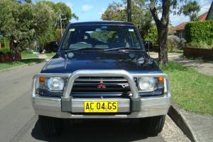 Mitsubishi Pajero GLS LWB 4x4 1995 4D Wagon Auto 4x4 3L Multi in Kingsgrove, NSW
