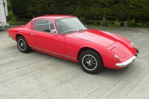 LOTUS ELAN +2 1968 1588cc MOT'd AUGUST 2014 FABULOUS