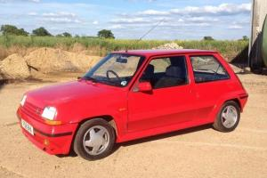Renault 5 GT Turbo Original