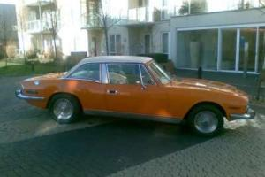 TRIUMPH STAG ORANGE Photo
