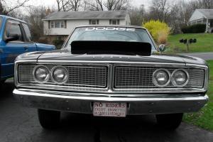 1966 Dodge Coronet 440 engine, cam, headers