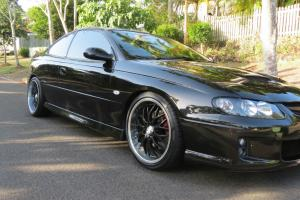 Holden Monaro CV8 R 2004 2D Coupe 6 SP Manual 5 7L Multi Point F INJ 4 in Nambour, QLD Photo