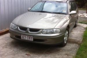 Holden Commodore Acclaim 1999 4D Wagon 4 SP Automatic 3 8L Multi Point