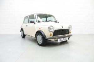 An Unrepeatable Austin Mini Mayfair with an Amazing 3,241 Miles from New