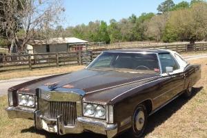 1972 Limited edition El Dorado Fleetwood- El Deora Cadillac 8.2L engine